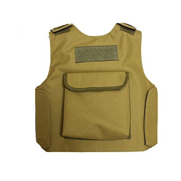 Sunny Airsoft Tactical Vest 3 Sunny Outdoor Camouflage Combat Assault Waistcoat Tactical Molle Child Vest