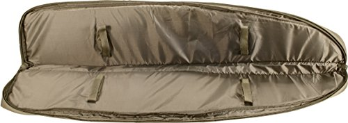 "Loaded Gear Rifle Case 2 Loaded Gear 48"" Tactical Rifle Soft Rifle Gun Bag Case, Brown (Brown)"