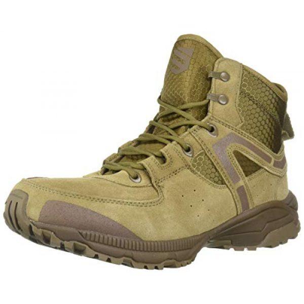 "BLACKHAWK Combat Boot 1 BLACKHAWK! BT06CY110M 6"" Trident Ultralite Boot Coyote 498 11/Medium 16165"
