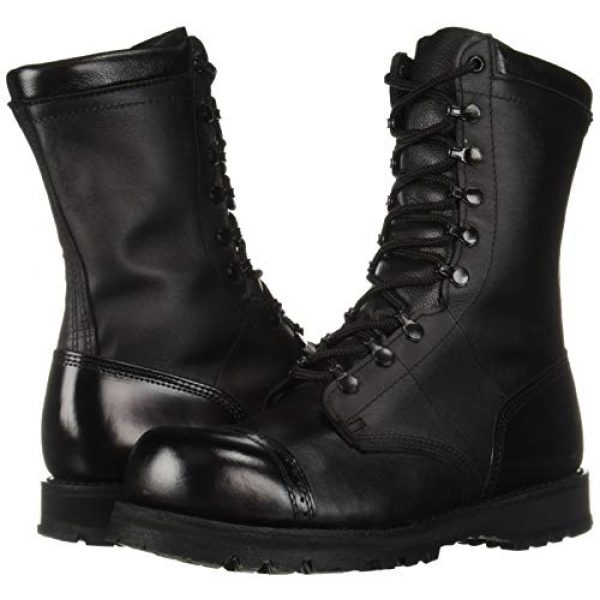 Corcoran Combat Boot 7 Men's 10 Inch ST Safety Toe Field-M