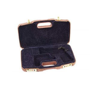 Negrini Cases Pistol Case 1 Negrini Italian Leather Model 1911 Handgun Case - 2018SPL/4836