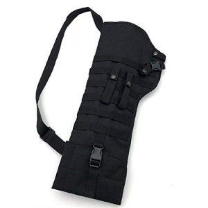 BGJ Rifle Case 1 73cm Gun Shoulder Holster Case Bag Backpack Tactical Rifle Shotgun Assault Scabbard Hunting Carrying Shoulder Holder Airsoft Bag