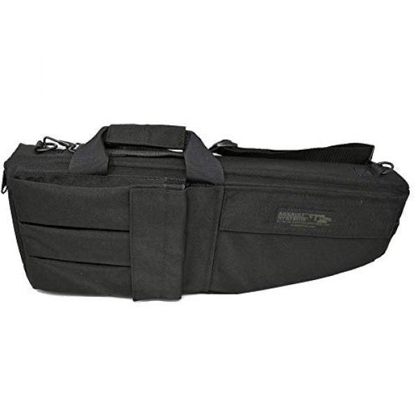 Elite Survival Systems Pistol Case 2 Elite Survival Systems Sub Gun Case