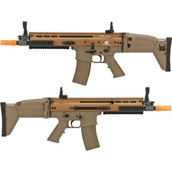 FN Airsoft Rifle 3 FN Scar L AEG - Tan