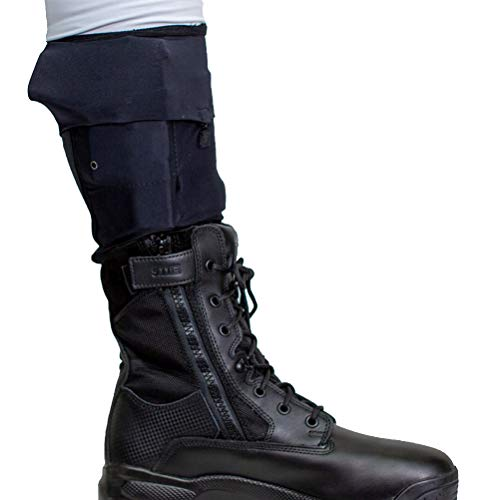 Cheata  1 Cheata Tactical Gun Sox Black Leg Holstering System