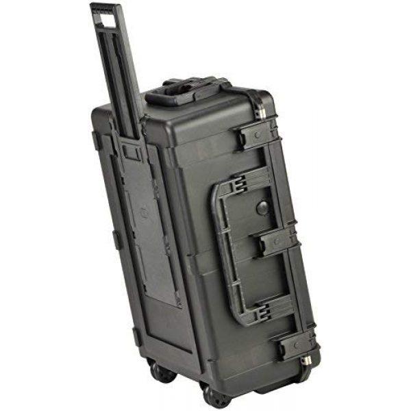 Case Club Pistol Case 6 Case Club 24 Pistol Pre-Cut Waterproof Case with x2 Silica Gel to Help Prevent Gun Rust