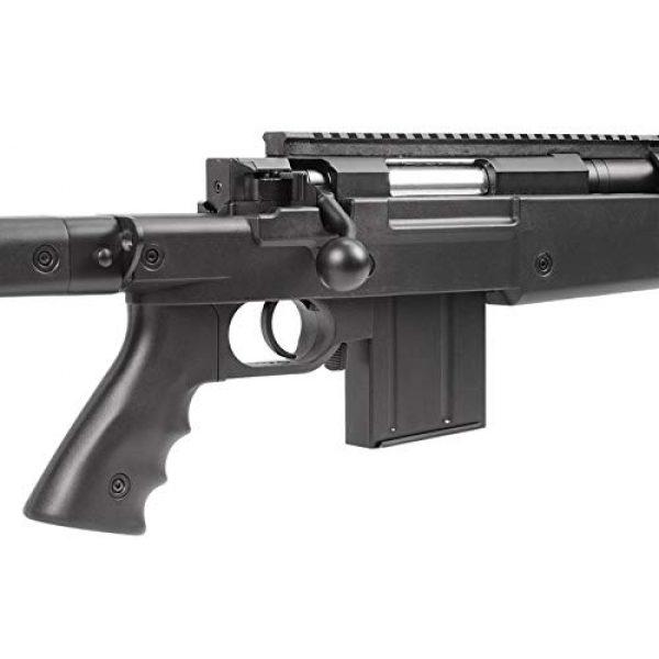 TSD Airsoft Rifle 6 tsd tactical sd94 airsoft sniper rifle, black airsoft gun(Airsoft Gun)