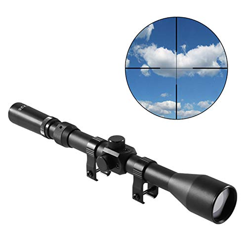 Robin Hunting  6 Robin Hunting 3-7x28mm Tactical Rifle Scope Reticle Shooting Hunting Sight with 11mm Free Mounts