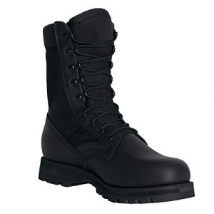 Rothco Combat Boot 1 Military G.I. Type Sierra Sole Tactical Boots, Black