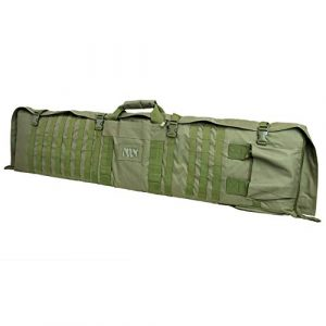 NcSTAR Rifle Case 2 VISM by NcStar Rifle Case Shooting Mat