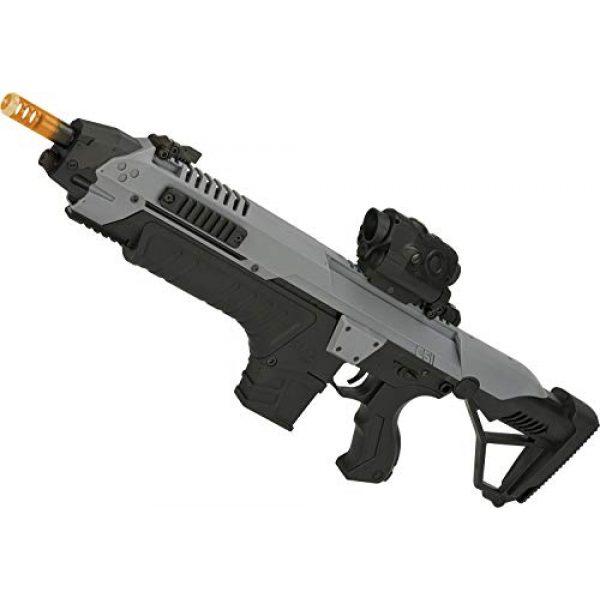 Evike Airsoft Rifle 1 Evike CSI S.T.A.R. XR-5 FG-1508 Advanced Airsoft Battle Rifle (Color: Grey)