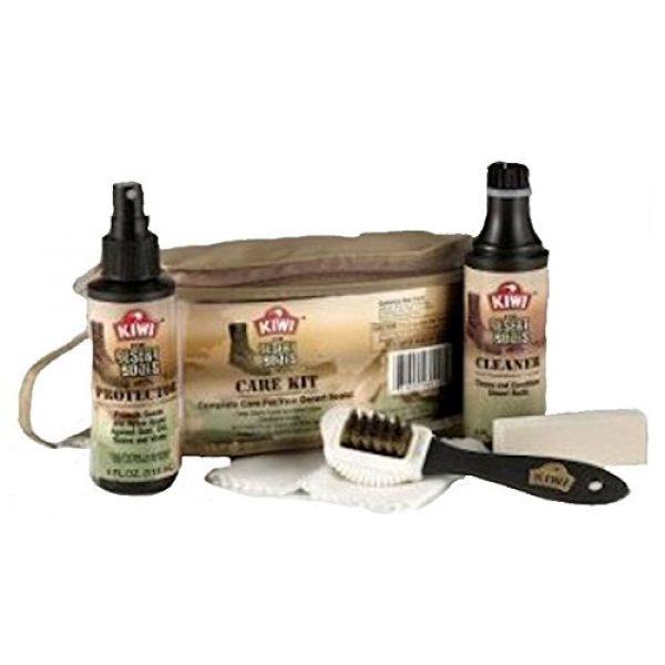 Kiwi Combat Boot Care Kit 1 Kiwi Desert Boot Care Kit
