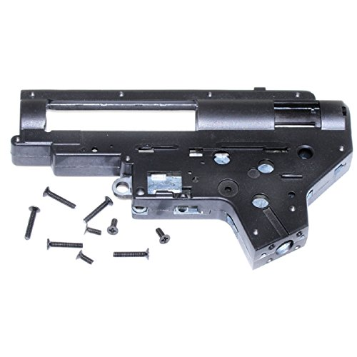 Airsoft Shopping Mall  1 Airsoft Shooting Gear CYMA 8mm Bearing M4 M16 V2 Reinforced Gearbox Shell Version 2 AEG