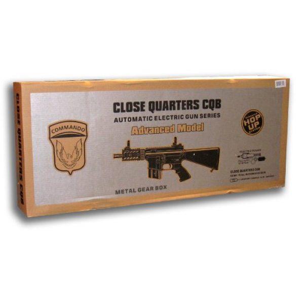 Jing Gong (JG) Airsoft Rifle 4 JG Model4-CQB Stubby Killer airsoft gun