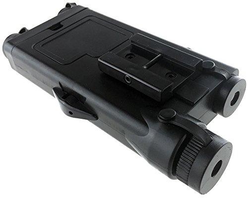 SportPro  5 SportPro Dboys Polymer PEQ-II Style Dummy Battery Box Type B for AEG Airsoft - Black