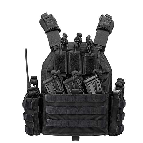 vAv YAKEDA Airsoft Tactical Vest 1 vAv YAKEDA Outdoor Tactical Military Vest Airsoft Vest for Men