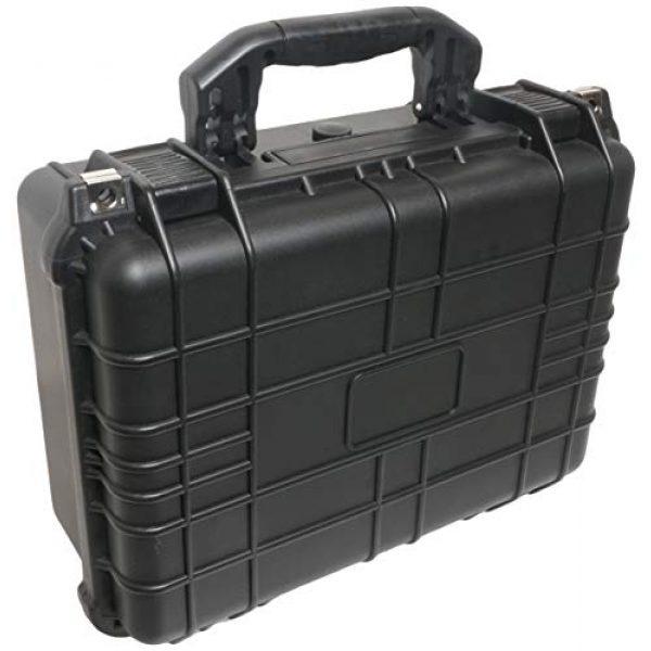 Case Club Pistol Case 4 Case Club Desert Eagle Fully Loaded Pre-Cut Waterproof Case