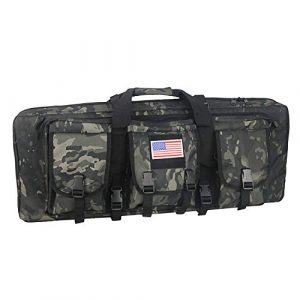XWLSPORT  1 XWLSPORT Rifle Case Double Tactical Rifle Bag Gun Cases for Rifles