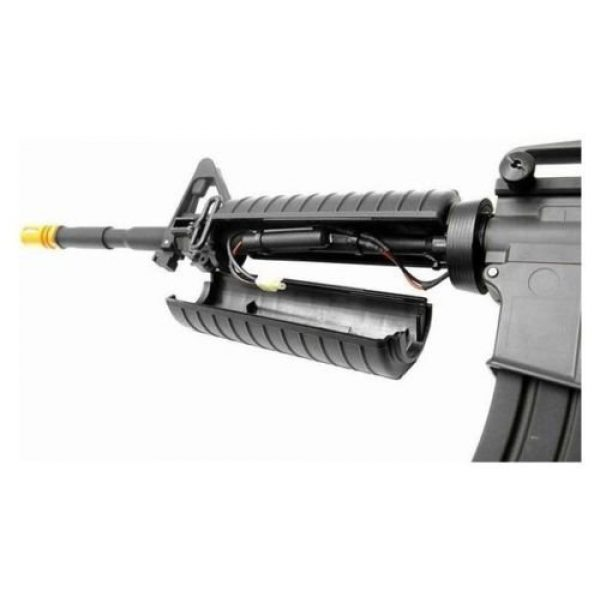 Prima USA Airsoft Rifle 4 jg m1a4 metal gear box electric airsoft rifle nicads/charger included(Airsoft Gun)