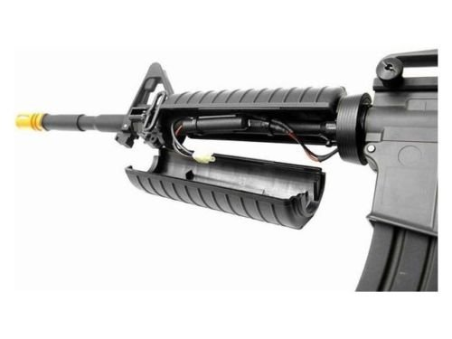Prima USA  4 jg m1a4 metal gear box electric airsoft rifle nicads/charger included(Airsoft Gun)