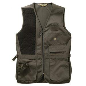Bob-Allen Airsoft Tactical Vest 1 Bob-Allen 30185 240S Left Hand Shooting Vest, Sage, Large