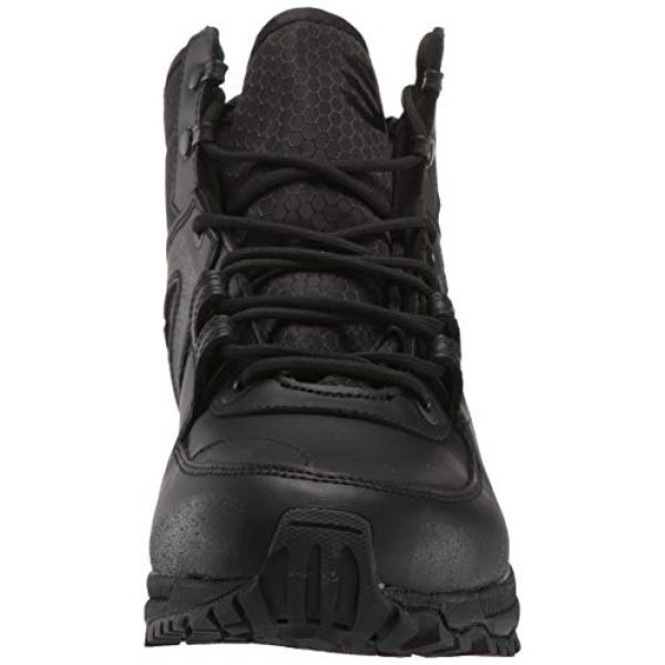 "BLACKHAWK Combat Boot 2 BLACKHAWK! BT06BK090M 6"" Trident Ultralite Boot Black 9/Medium 18481"