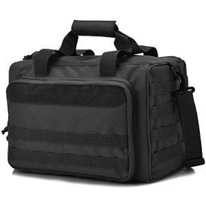 GZ XINXING Pistol Case 1 GZ XINXING Tactical Gun Range Bag Deluxe Pistol Shooting Range Duffle Bags
