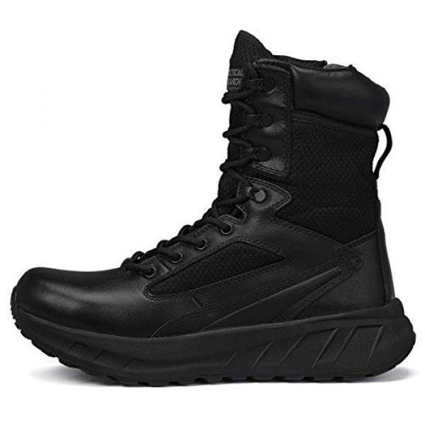 Belleville Tactical Research TR Combat Boot 3 Belleville Tactical Research TR Men's MAXX 8Z WP Maximalist Waterproof Tactical Boot