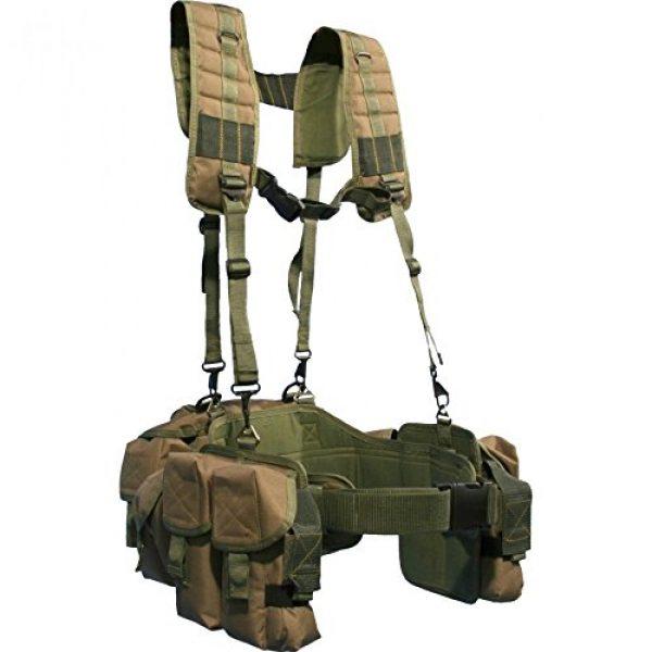 Azimut SS Airsoft Tactical Vest 2 Azimut SS Russian Military Vest Smerch-A