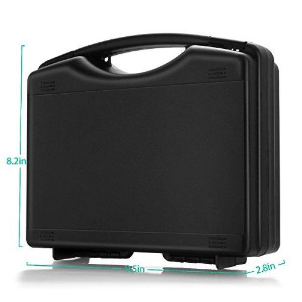 OBVIS Pistol Case 7 OBVIS Pocket Pistol Case (Black)