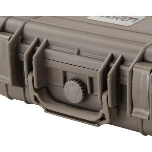 BARSKA Pistol Case 5 Barska Loaded Gear HD-200 Dark Earth Hard Case