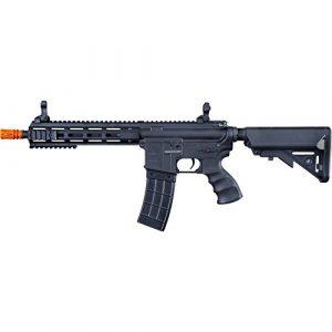 Tippmann Airsoft Airsoft Rifle 1 Tippmann Tactical Recon AEG CQB 9.5in Airsoft Rifle Black