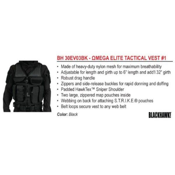 BLACKHAWK Airsoft Tactical Vest 4 BLACKHAWK Omega Elite Tactical Vest Number 1