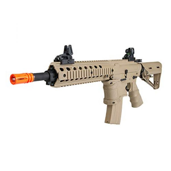 BULLDOG AIRSOFT Airsoft Rifle 1 Bulldog ST Delta QD Airsoft Electric AEG Rifle - Tan