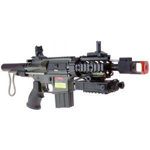 Jing Gong (JG) Airsoft Rifle 1 JG m4 cqb aeg carbine airsoft rifle(Airsoft Gun)