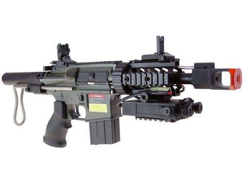 Jing Gong (JG)  1 JG m4 cqb aeg carbine airsoft rifle(Airsoft Gun)