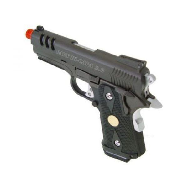 Well Airsoft Rifle 7 Well bolt action sniper airsoft rifle we metal gas CO2 blowback gun 5,000 bb's(Airsoft Gun)