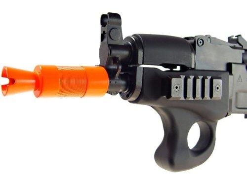 SRC  6 src spetsnaz ak47 aeg full metal airsoft rifle(Airsoft Gun)