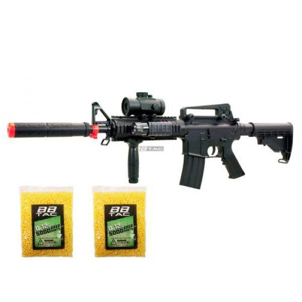 BBTac Airsoft Rifle 1 BBTac m83 airsoft gun full auto electric power lpeg airsoft gun with warranty(Airsoft Gun)