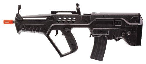 Wearable4U  5 Wearable4U Umarex Elite Force IWI Tavor 21 (Competition Series) AEG Electric 6mm BB Rifle Airsoft Gun Bundle