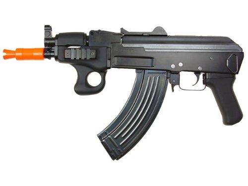 SRC  4 src ak47 krinkov aeg metal airsoft rifle(Airsoft Gun)