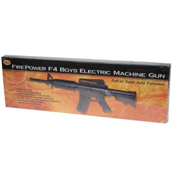 Fire Power Airsoft Rifle 2 firepower f4 airsoft aeg, black(Airsoft Gun)