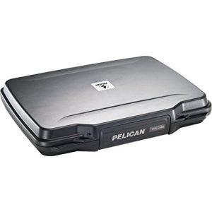 Pelican Pistol Case 1 Pistol Case | Pelican P1075 Slim Profile Pistol Case (Black)