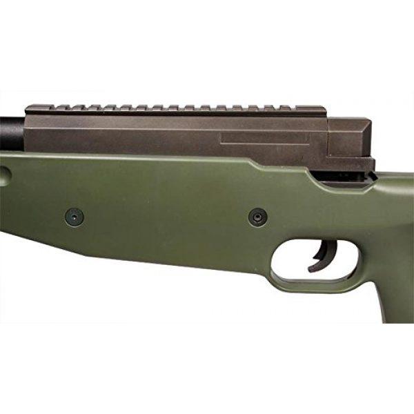 UTG Airsoft Rifle 7 utg type 96 green airsoft sniper w/upgraded spring airsoft gun(Airsoft Gun)