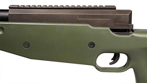 UTG  7 utg type 96 green airsoft sniper w/upgraded spring airsoft gun(Airsoft Gun)