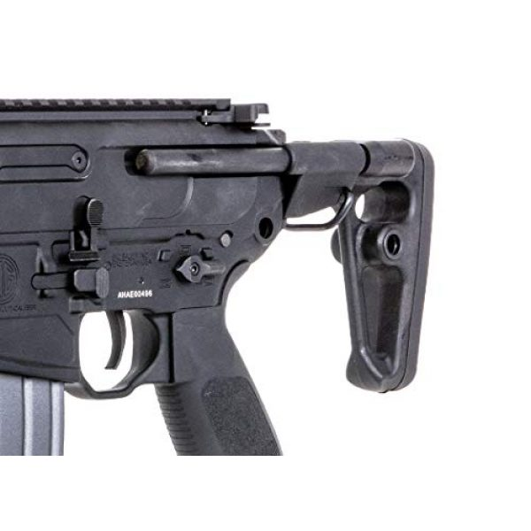 Sig Sauer Airsoft Rifle 3 Sig Sauer ProForce MCX Virtus Airsoft AEG (Battery NOT Included), Black, One Size