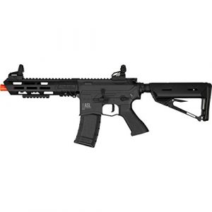 Valken Airsoft Rifle 1 Valken ASL Kilo M4 6mm AEG Airsoft Rifle - Black