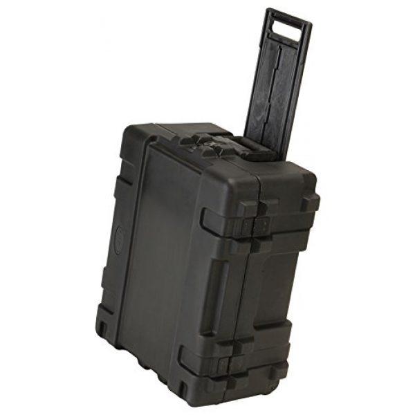 "SKB Pistol Case 4 SKB Equipment Case 22"" X 17"" X 10 1/2"" - Foam & Wheels"