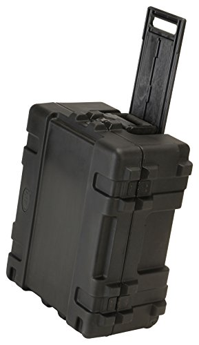 "SKB Pistol Case 4 SKB Equipment Case 22"" X 17"" X 10 1/2"" - Foam & Wheels"