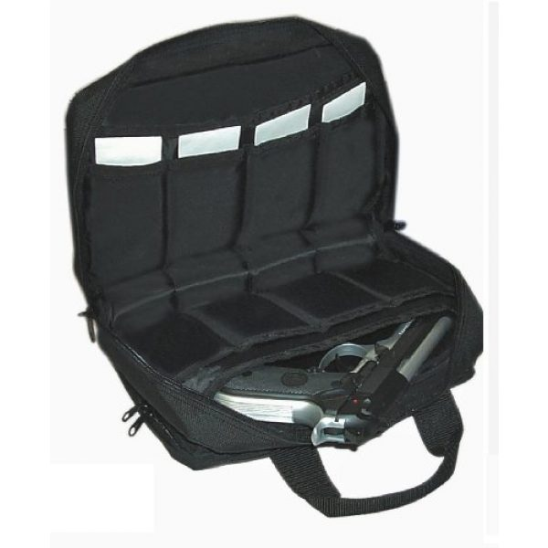 Galati Gear Pistol Case 1 Galati Gear Deluxe Pistol Case